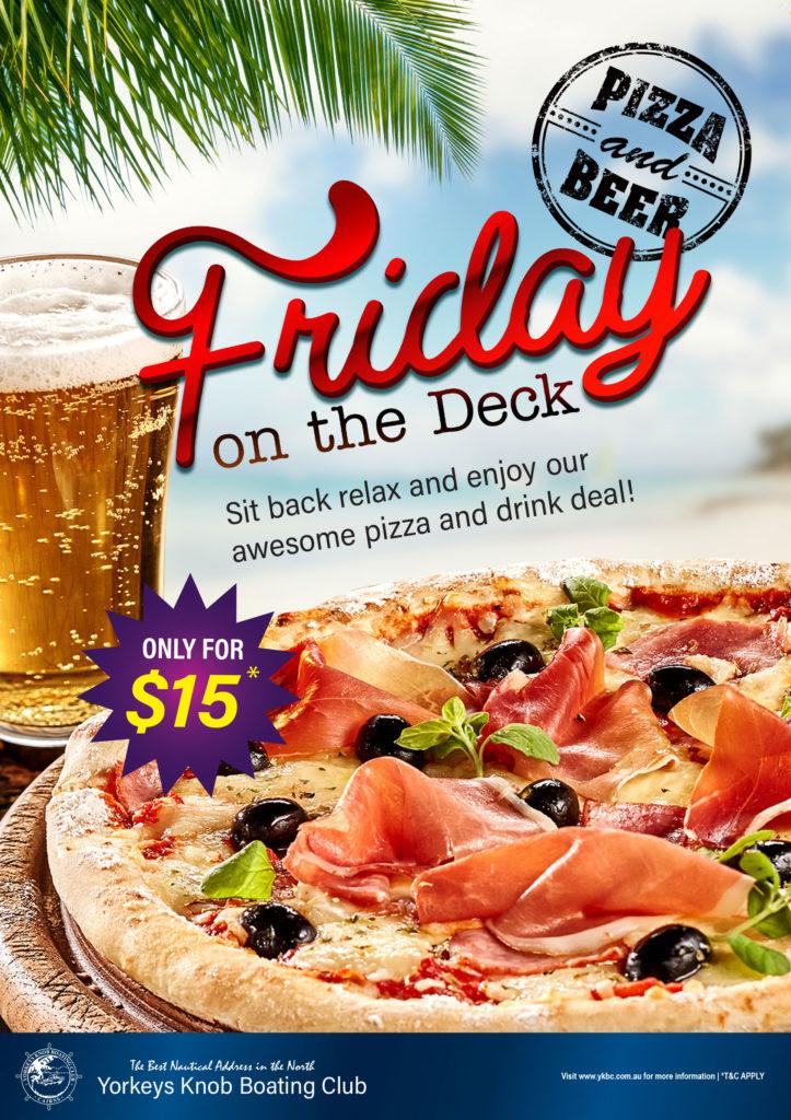 Friday-pizza